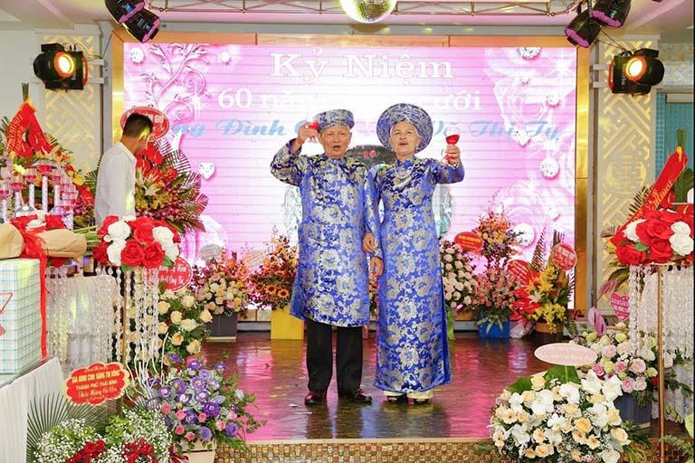 mốc kỷ niệm ngày cưới