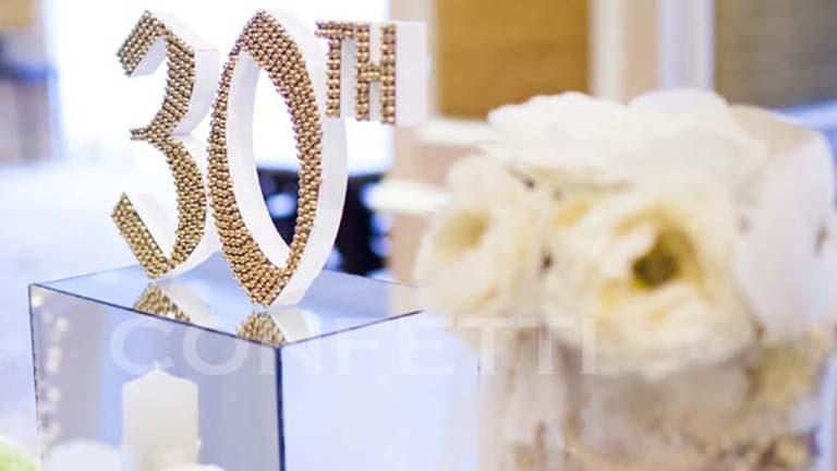 ý nghĩa các mốc kỷ niệm ngày cưới