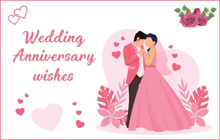 các mốc kỷ niệm ngày cưới