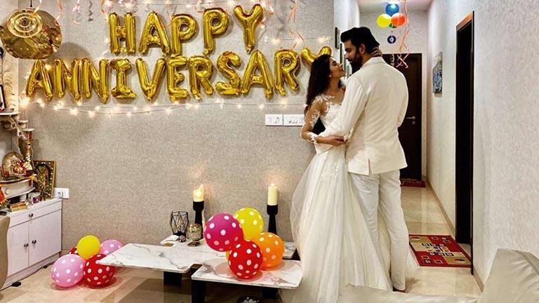lễ kỷ niệm ngày cưới