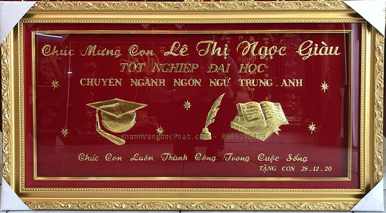 quà tặng tốt nghiệp đại học